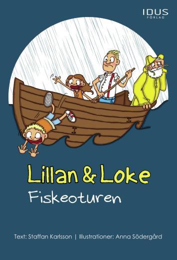Lillan & Loke – Fiskeoturen