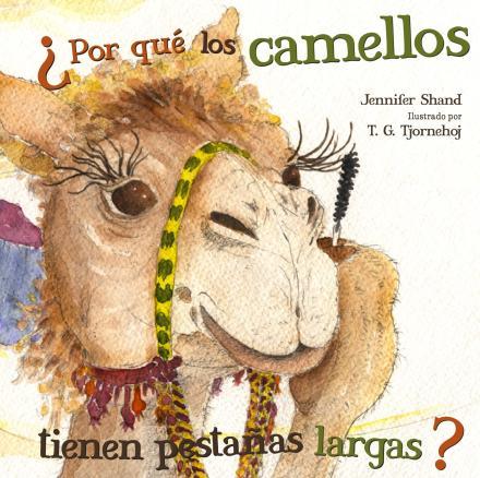 ¿Por qué los camellos tienen pestañas largas?