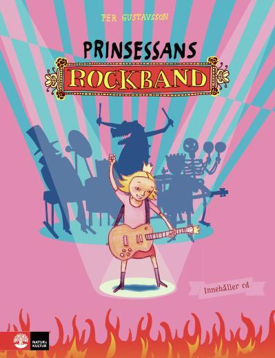 Prinsessans rockband