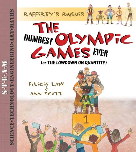 Rafferty's Rogues The Dumbest Olympic Games Ever