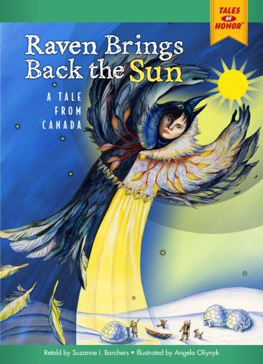 Raven Brings Back the Sun: A Tale from Canada