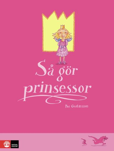Så gör prinsessor