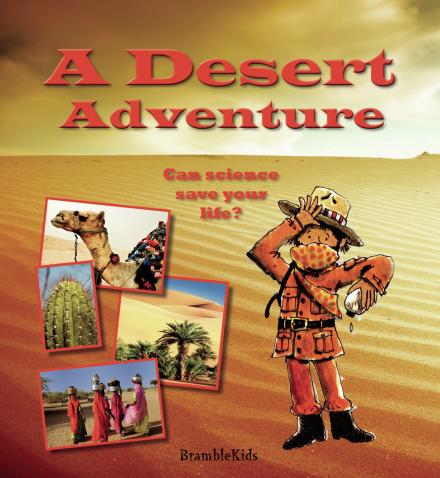 Science To The Rescue Desert