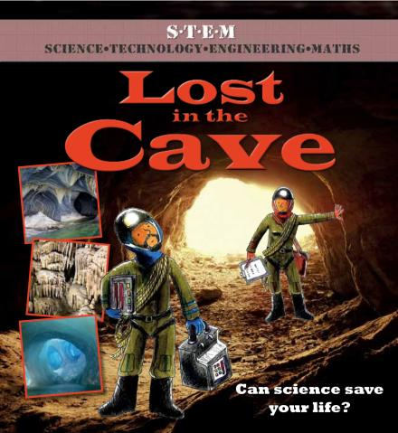 Science To The Rescue Lost in the Cave