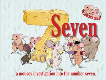 Seven…a mousey investigation into the number seven