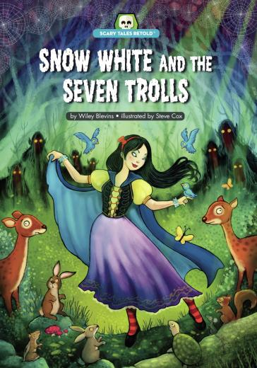 Snow White and the Seven Trolls