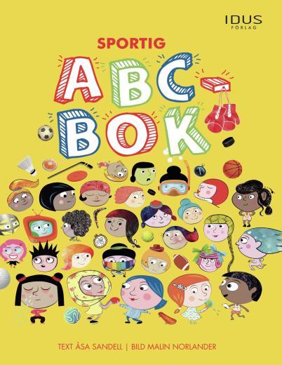 Sportig ABC bok
