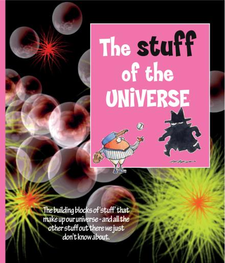 Stuff of the Universe