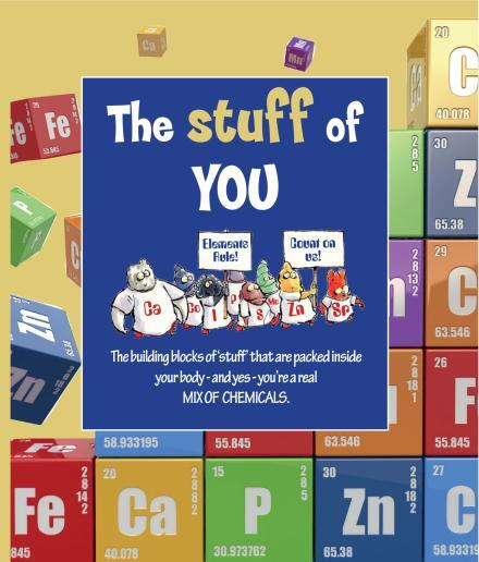 Stuff of you
