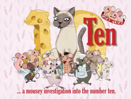 Ten…a mousey investigation into the number ten