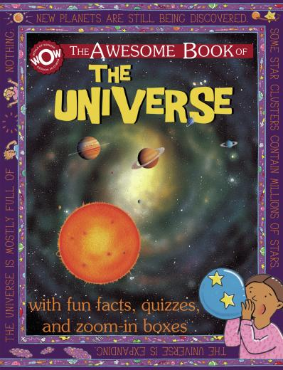 The Awesome Book of the Universe