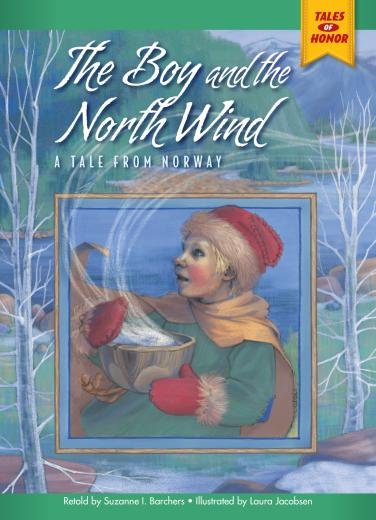 The Boy and the North Wind: A Tale from Norway
