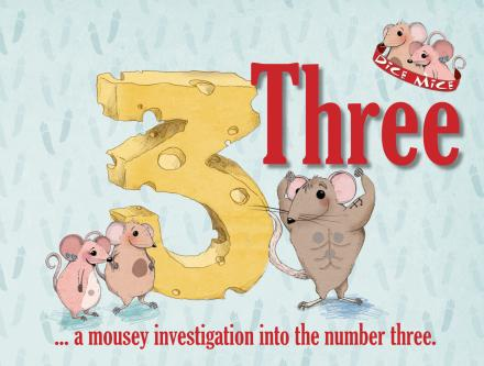 Three…a mousey investigation into the number three