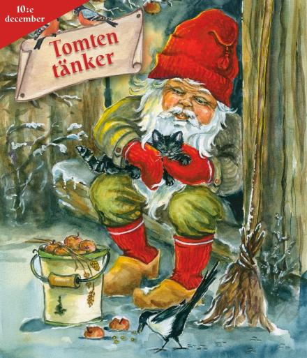 Tomtens adventskalender 10 december