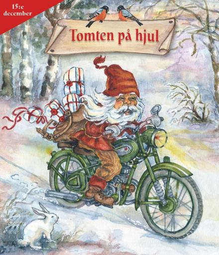Tomtens adventskalender 15 december