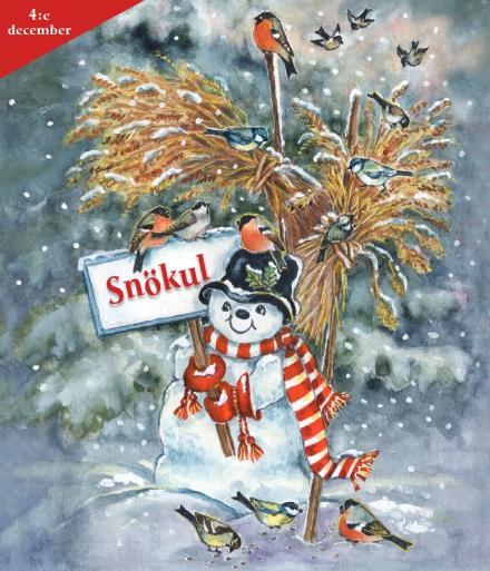 Tomtens adventskalender 4 december