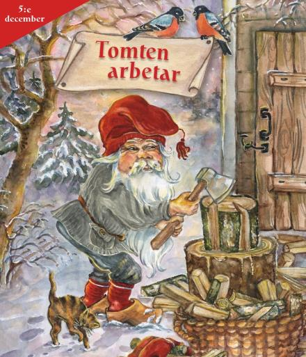 Tomtens adventskalender 5 december