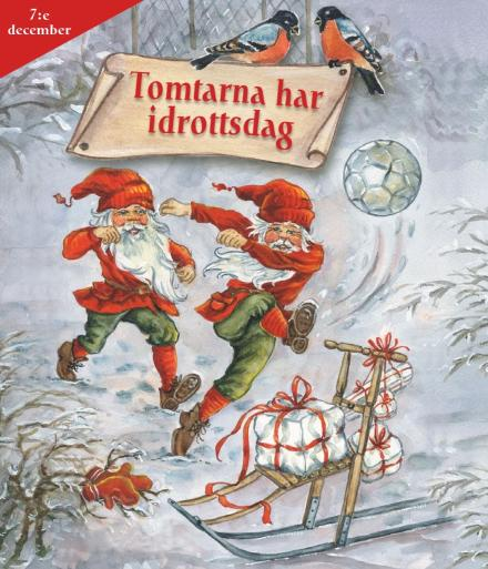 Tomtens adventskalender 7 december