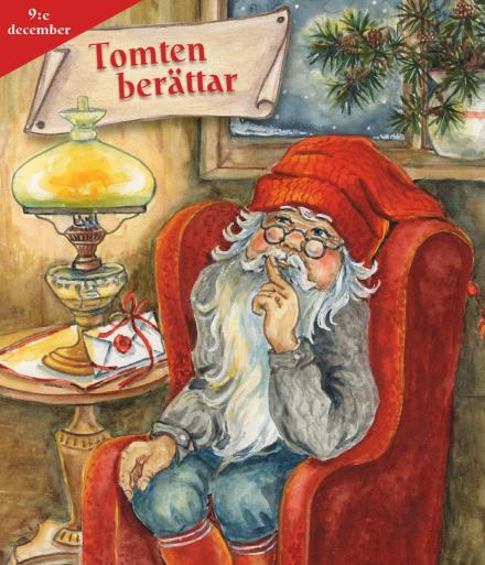 Tomtens adventskalender 9 december