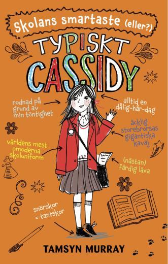 Typiskt Cassidy: Skolans smartaste (eller?)