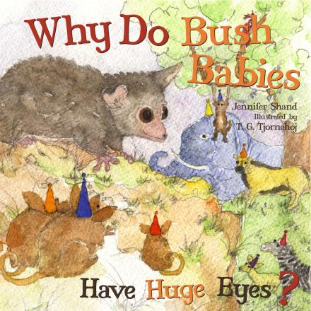 Why Do Bush Babies Have Huge Eyes?