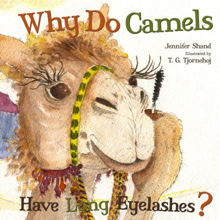 Why Do Camels Have Eyelashes?