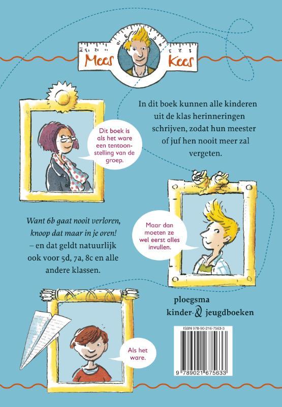 Bestel Het Mees Kees Meester Juffenboek Van Mirjam