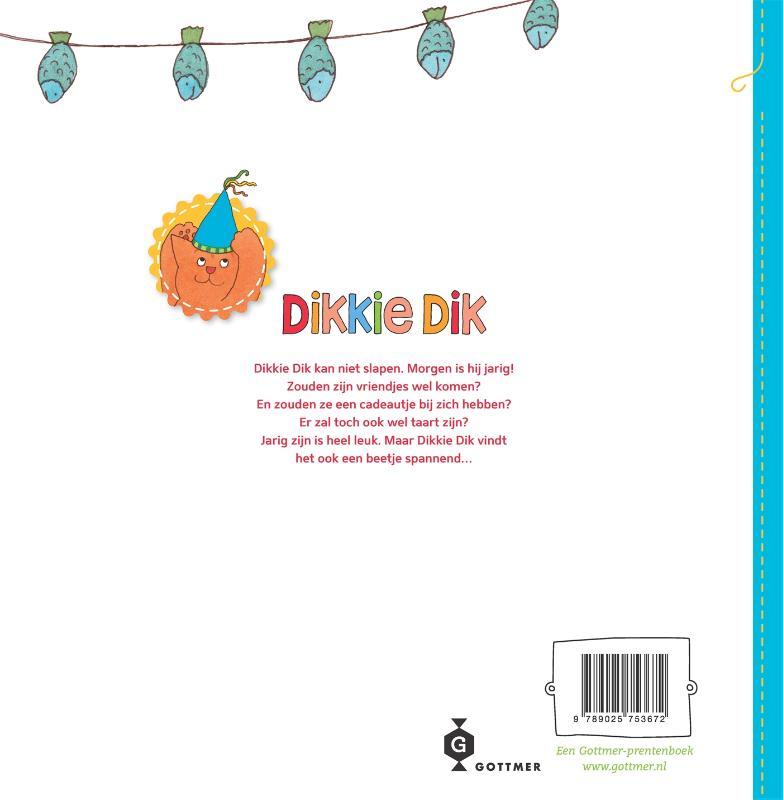 Dikkie Dik Jarig