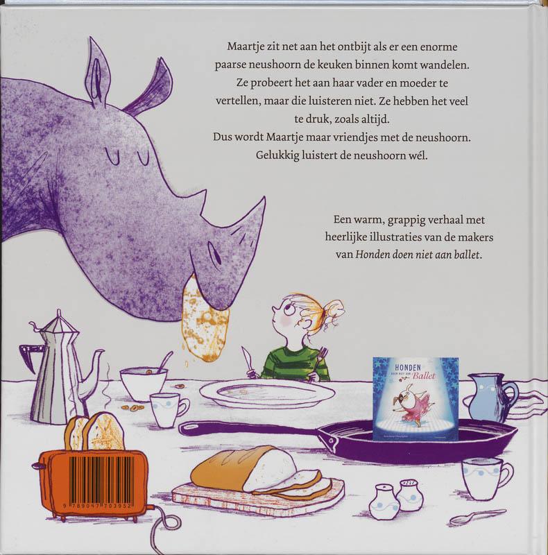 bestel neushoorns eten geen pannenkoeken kemp