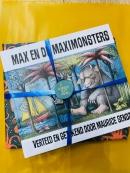 !DONATIE EXEMPLAAR! Max en de Maximonsters
