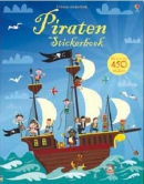 Piraten stickerboek