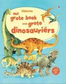 Grote Boek Over Grote Dinosauriers