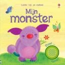 Luister-kijk- en voelboek Mijn monster