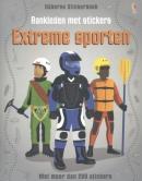 Aankleden met stickers - Extreme sporten
