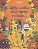Egyptische mummies stickerboek