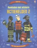 Aankleden met stickers - Actiehelden II