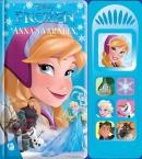 Disney Frozen - Anna's Vrienden geluidenboek