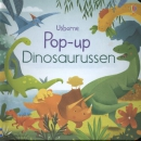 Pop-up - Dinosaurussen