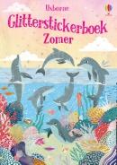 Glitterstickerboek zomer