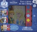 Disney Frozen - Set met drie geluidenboekjes