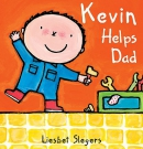 Kevin helps dad