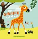 Does giraffe eat alone