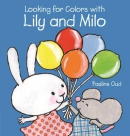 Looking colors with Lily and Milo