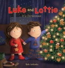 Luke and Lottie. It's Christmas!