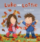 Luke and Lottie. Fall is here!