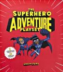 The Superhero Adventure Playset