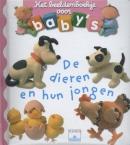 Beeldenboekje voor Baby's: Dieren en hun jongen