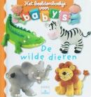 Beeldenboekje voor baby's De wilde dieren
