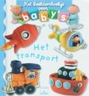 Beeldenboekje voor baby's: Het transport