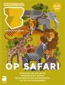 Spelletjes- en oefenboek Zonnestraal: Op safari